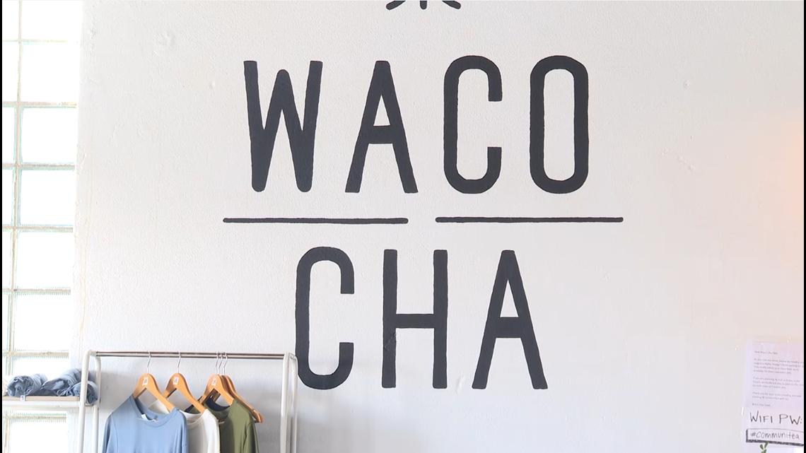 www.kcentv.com: Downtown Waco business raising money to stop anti-Asian hate