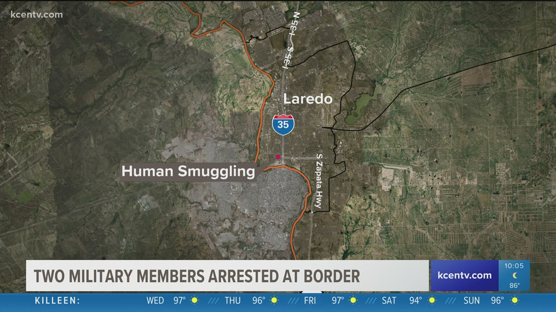 UPDATE: 2 soldiers assigned to Fort Hood charged with trying to smuggle immigrants, feds say