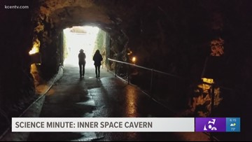 Science Minute: Inner Space Cavern