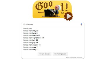 What's Trending: What did 'Florida man' do on your birthday?