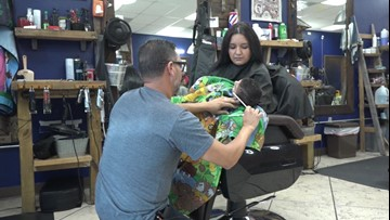 'You should treat people the same way you want to be treated:' Bless Cuts  Barbershop in Killeen welcomes children with special needs