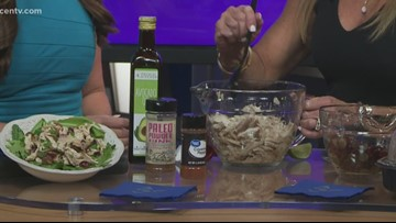 Your Best Life: Healthy take on chicken salad perfect for the summer