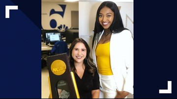 One-on-one with Baylor Lady Bears guard Diddi Richards