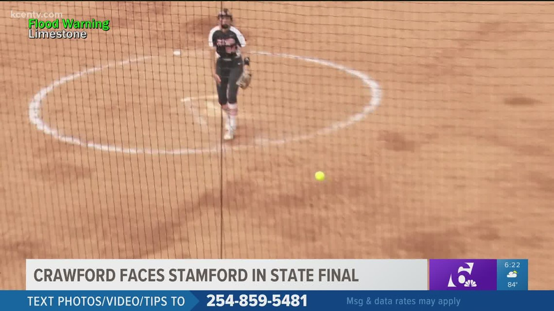Crawford softball faces Stamford in state final