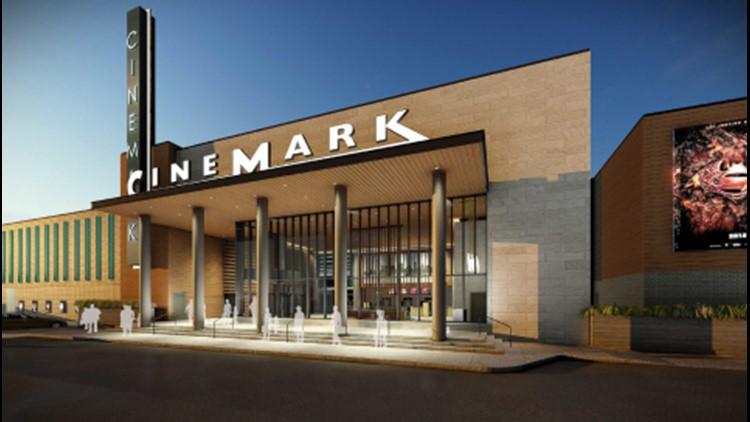 Cinemark at Cottonwood Creek Market