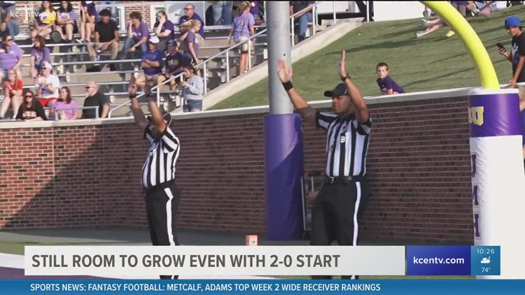 Still room to grow for UMHB even with 2-0 start
