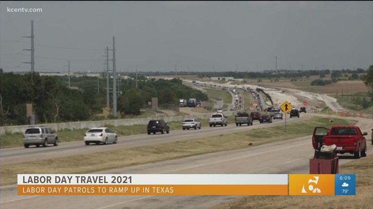 Labor Day weekend travel begins Thursday