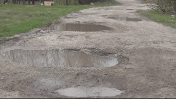Mart city officials hope to fix every road with 5-year project