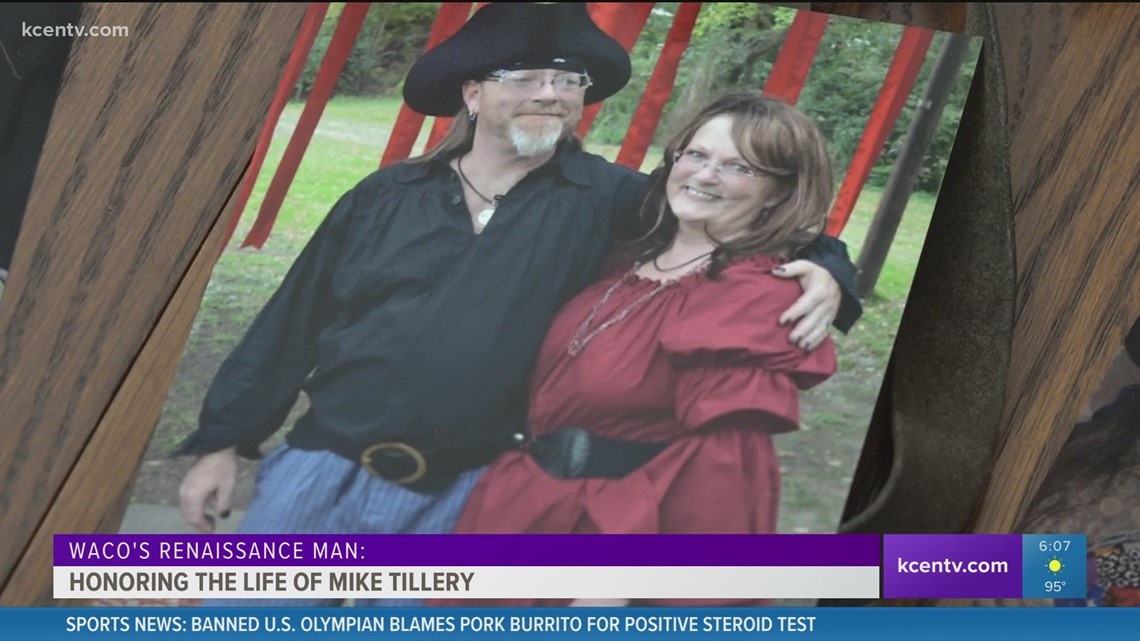 Waco's Renaissance Man: Honoring the life of Mike Tillery