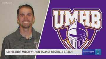 UMHB hires Mitch Wilson as assistant baseball coach