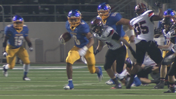 La Vega clinches 3rd state berth in 5 years