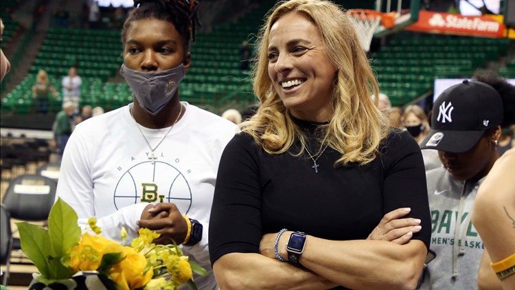 Dawn of a new era: Baylor just the right chance for new head coach Nicki Collen