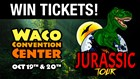 Enter to Win Tickets to the Jurassic Tour Adventure in Waco
