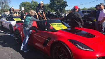 Baylor Lady Bears' 'Parade of Champions' rolls through Waco