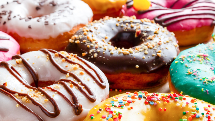 Donut lovers, rejoice. National Donut Day is Friday, June 1.