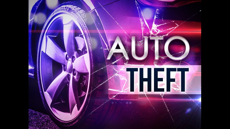 Waco Police spokesman Sgt. Patrick Swanton said more than half of the vehicle thefts they've investigated are due to keys left inside the vehicle.