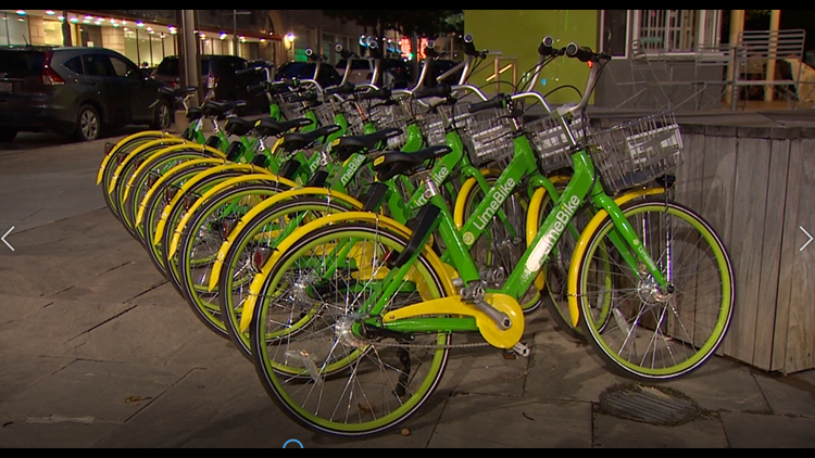 The city of Waco is one step closer to bringing a bike share program to the downtown area.