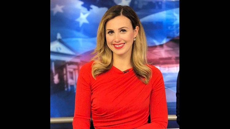 Heidi Alagha co-anchors Texas Today every weekday from 4:30 to 7 A.M.