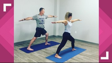Your Best Life: Life Moves Yoga offering free classes for military members