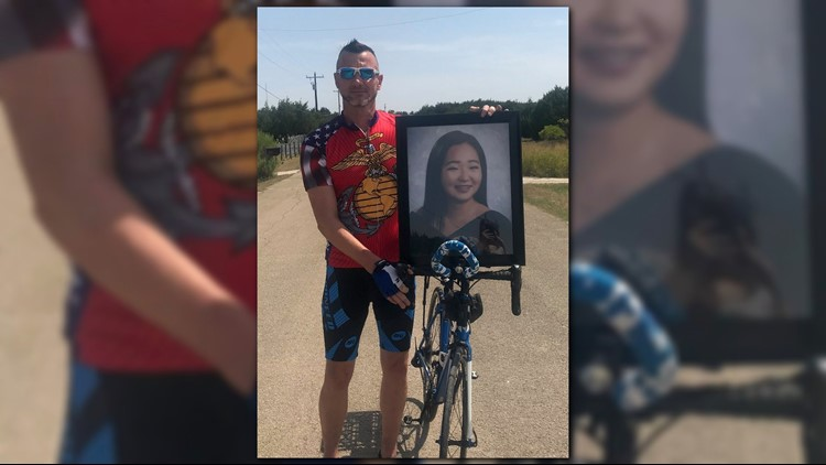 A Copperas Cove student killed in a car accident in May will be honored when one of her teachers carries her picture during the Cove House Classic 65 mile bike tour on Saturday.
