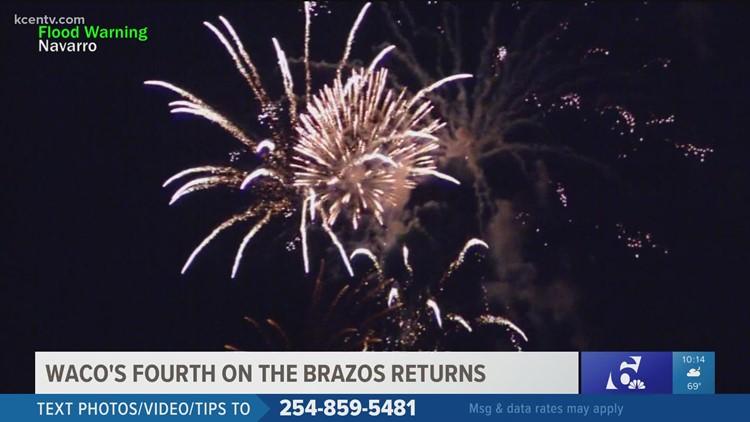 Waco's Fourth on the Brazos celebration is back