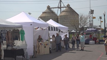 Local vendor market continues despite Magnolia Spring at the Silos cancellation