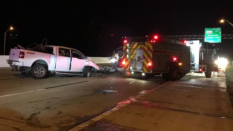 Wrong-way crash on I-35 kills 1 driver, hospitalizes another