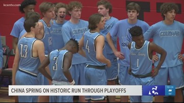 China Spring's historic run through the playoffs