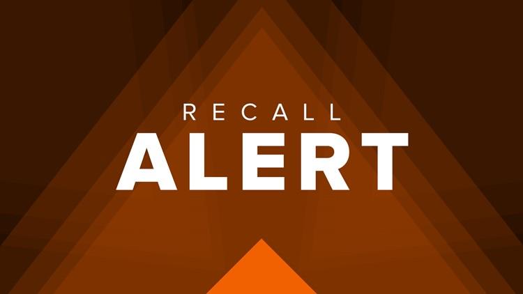 Recall Alert Generic Graphic-432346027