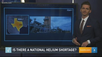 Verify: Is there a national helium shortage?