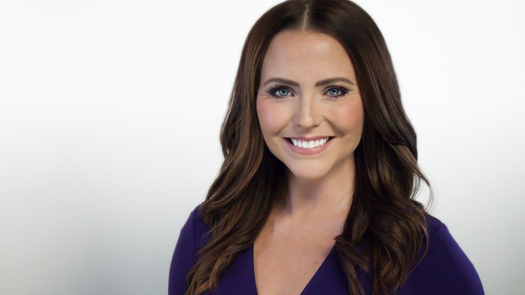 Leslie Draffin is the 5, 6 and 10 p.m. anchor at KCEN TV in Temple, TX.