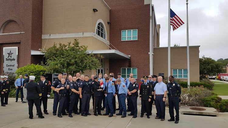 LIST   Events happening in Central Texas this weekend remembering the 20th anniversary of 9/11