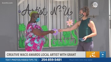 Grant awarded to local artist