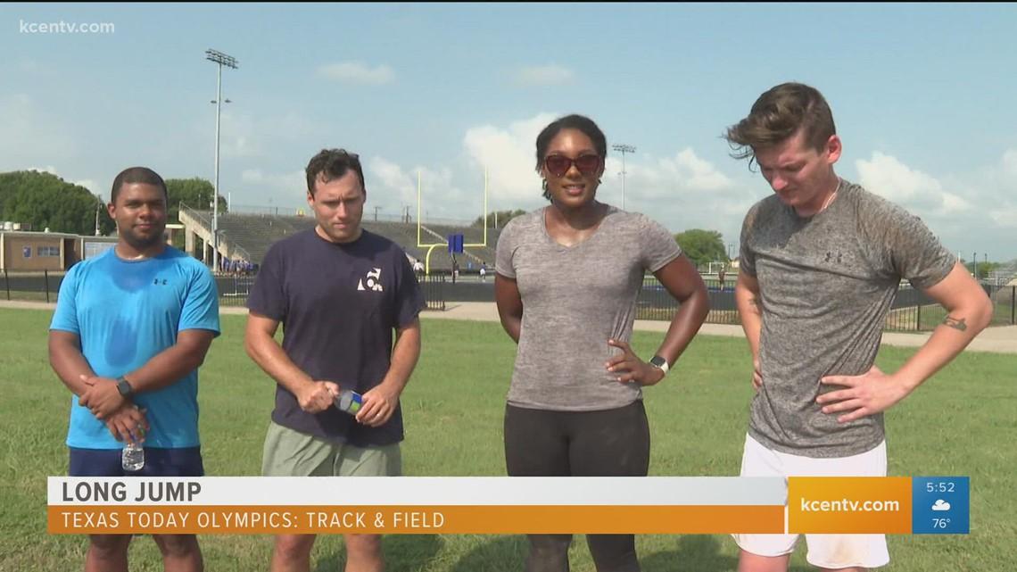 Texas Today Olympics: Track & Field