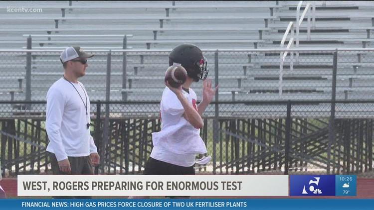 GOTW: West, Rogers preparing for enormous test