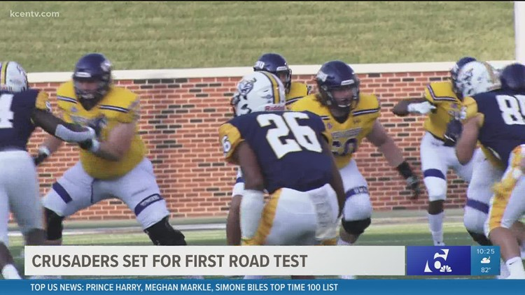 UMHB football set for first road test