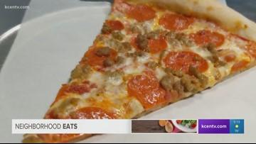 Neighborhood Eats: Slow Rise Slice House in Woodway