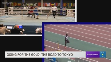 Two Killeen athletes look to make it to Tokyo 2020