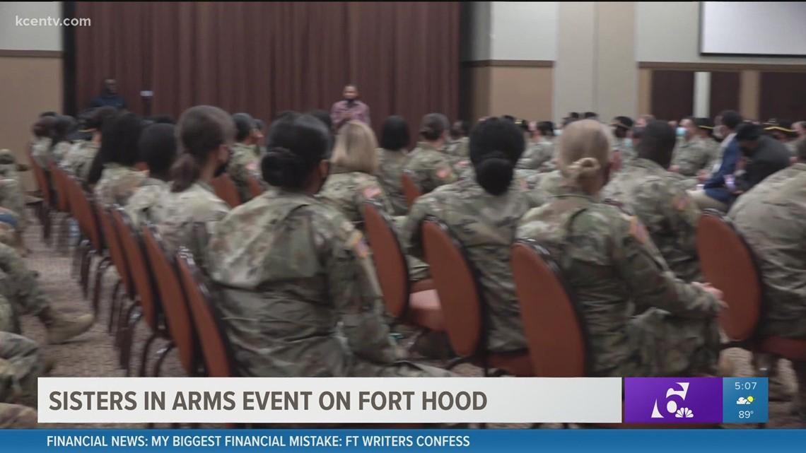 Sisters in Arms event helps inspire many