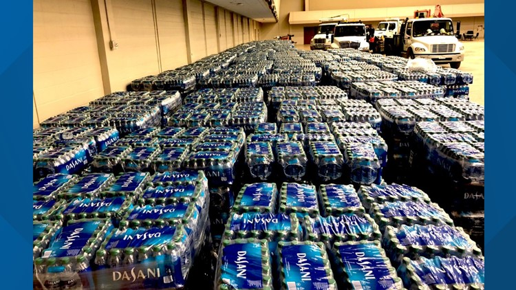 City of Waco holding free water distribution event Saturday