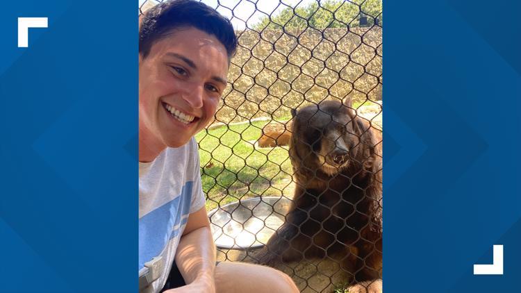 Be Lively | Exploring the Baylor Bear Habitat