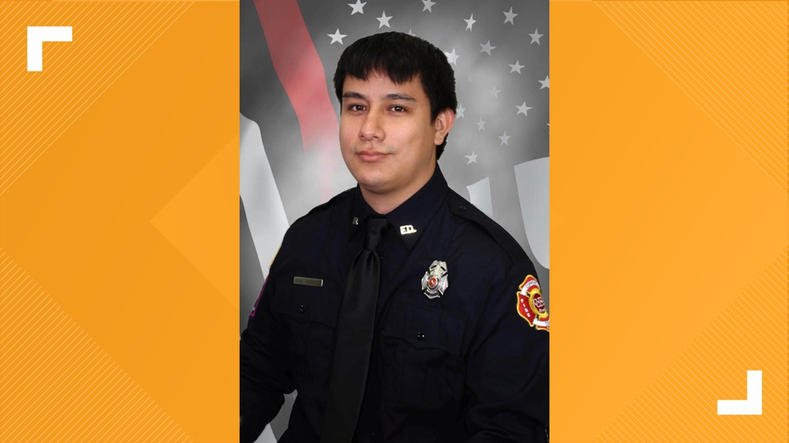 Copperas Cove family starts non-profit to honor fallen firefighter | Heart of Central Texas