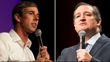 WHERE TO WATCH: Cruz vs. O'Rourke Senate debate