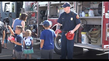Waco Fire Department promotes Fire Prevention Week campaign