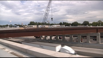 Major I-35 closures start Monday in Temple