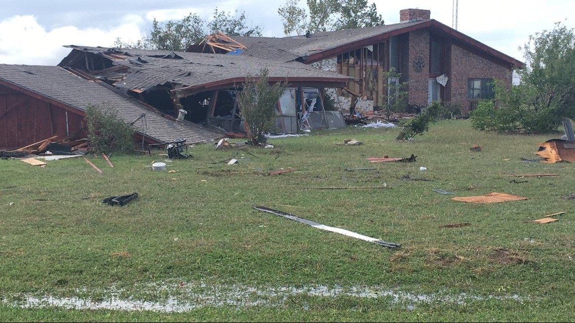 This Is Just Some Of The Damage Severe Storms Caused In