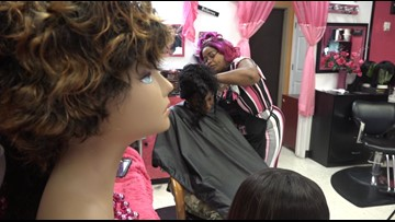 Central Texas Spotlight: Killeen hairstylist provides free services for breast cancer survivors
