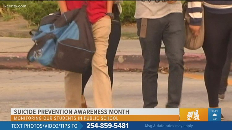 Schools and youth suicide | Suicide Prevention Awareness Month