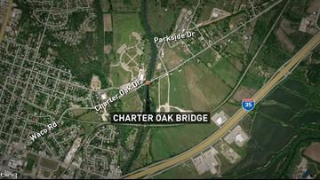 Charter Oak bridge to close for the weekend in Belton