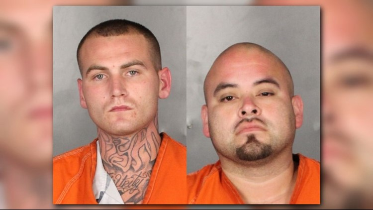 Guns and drugs seized, two arrested in Bellmead bust | kcentv com